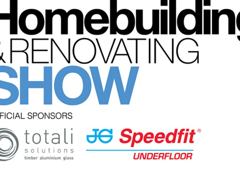 Homebuilding&Renovating Show Logo
