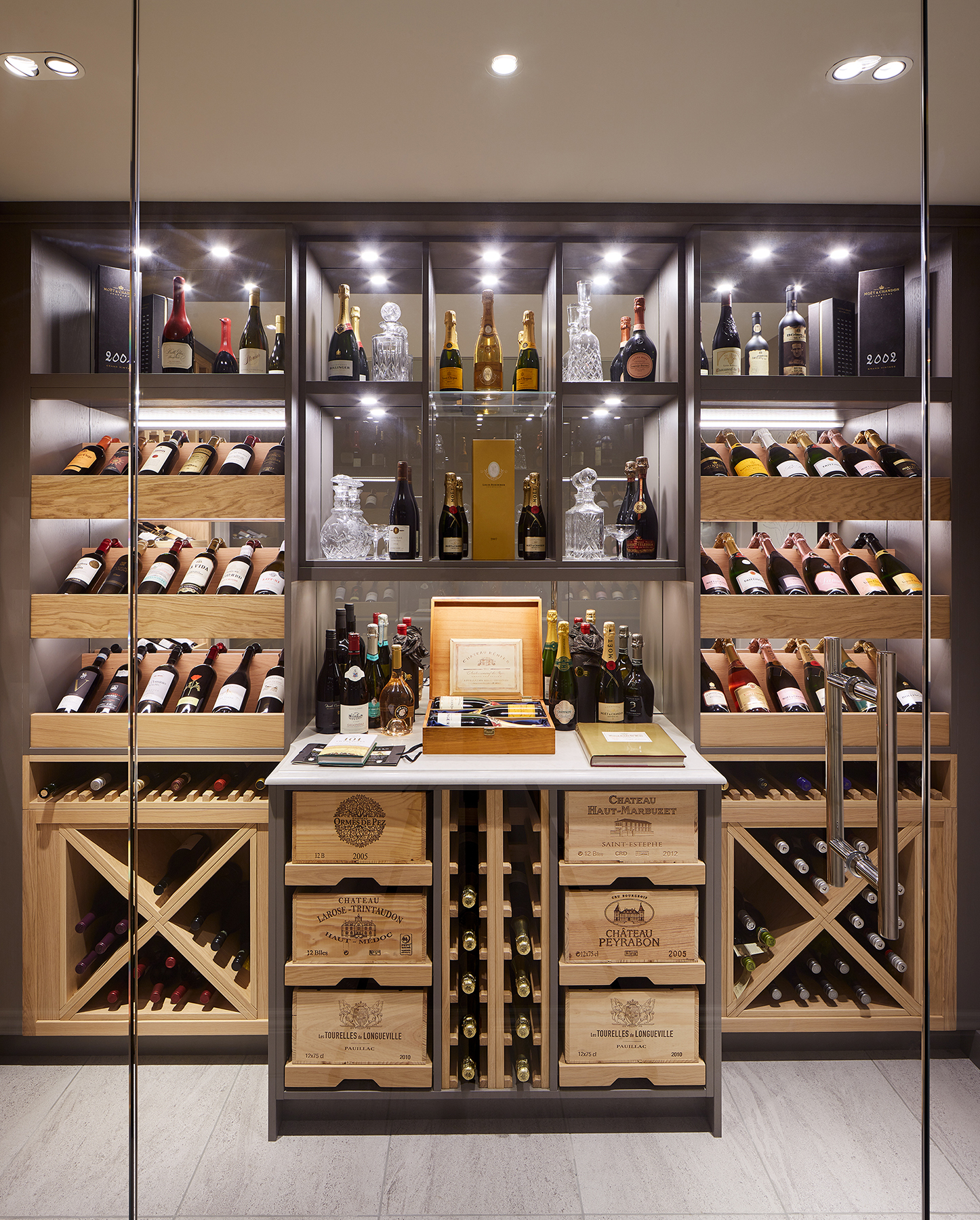 Exclusive Wine Room